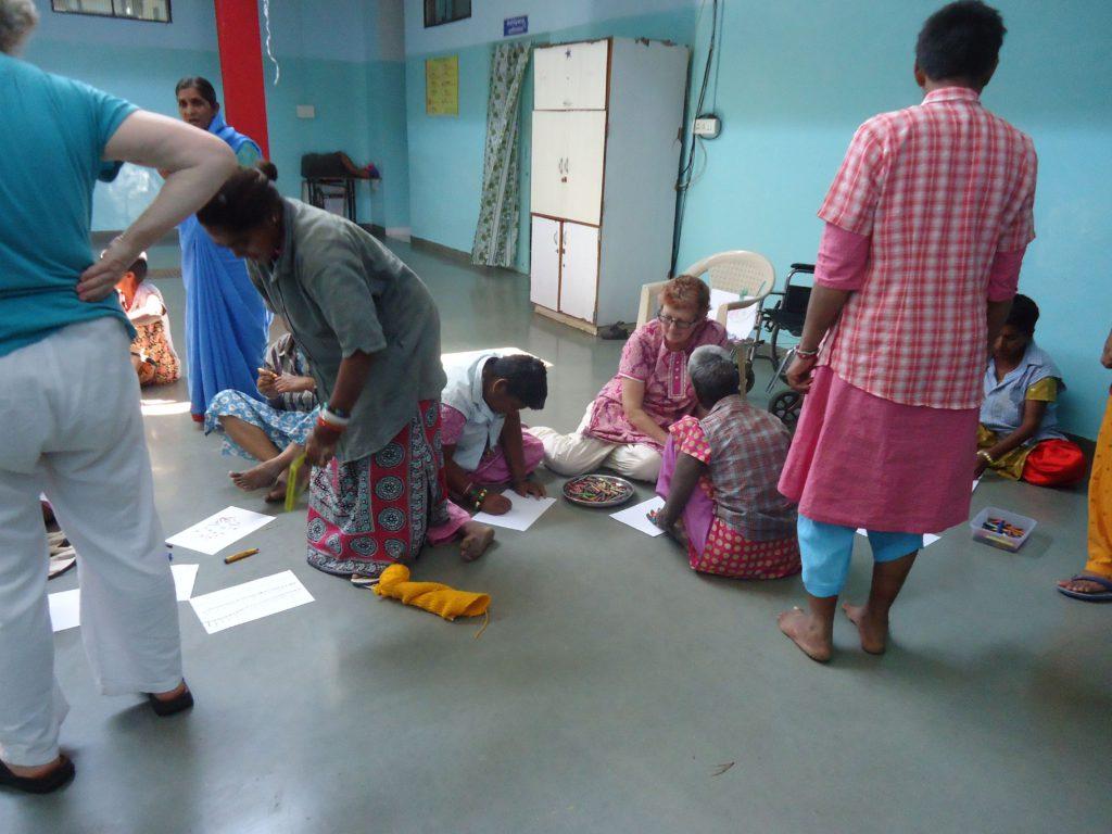 vadsalyadam-tekenende-vrouwen